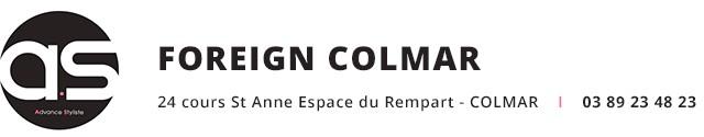 Coiffeur Certifie AS - Coiffure Foreign Colmar