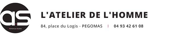 Coiffeur Certifie AS - Coiffure L'Atelier de L'Homme Pegomas