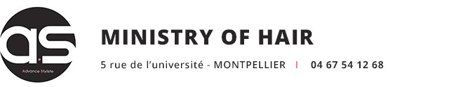 Coiffeur Certifie AS - Ministry of hair Montpellier