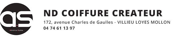 Coiffeur Certifie AS - ND Villieu Loyes Mollon
